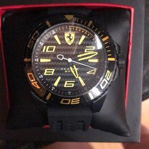 Ferrari Men's Black Watch
